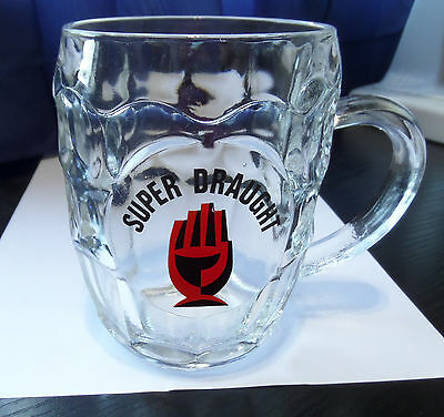 Rare Collectable Ind Coope Pint Beer Mug
