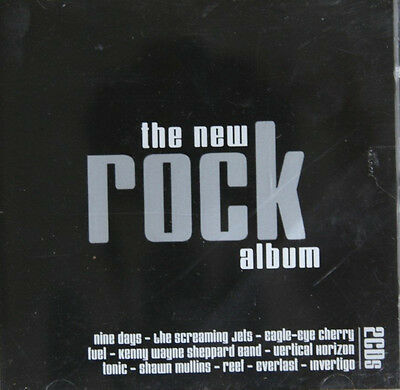 The New Rock Album . 2 CD ROCK COMPILATION