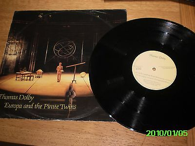 """Thomas Dolby - Europa And The Pirate Twins - 12"""" Single"""
