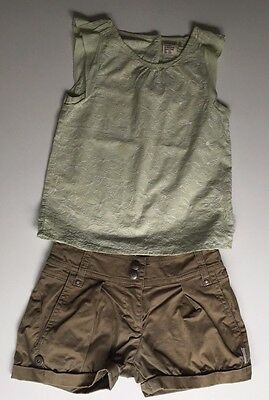 Jottum Shorts And Top For Girls