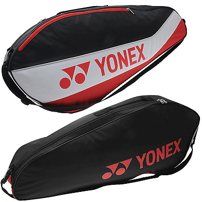 Yonex Club  Badminton Racket Padded Cover Bag Shoulder Strap Tennis