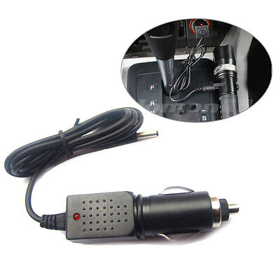 Car Charger Straight Line Power Cord for Escort Passport Radar Detectors