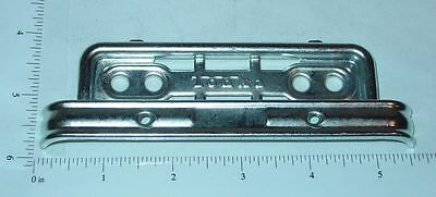 Tonka 1962-64 Zinc Plated Truck Grill Replacement Toy Part