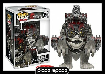 "Gears Of War - Brumak 6"" Funko Pop! Vinyl Figure #199"