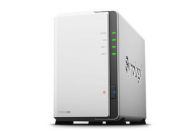 104307 Nas Synology Ds216Se 0/2Hdd