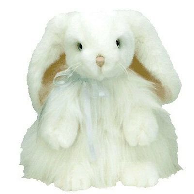 TY Classic Plush - CASHMERE the Bunny - MWMTs Stuffed Animal Toy