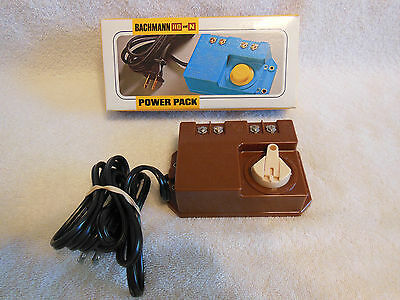 Model Railroad Transformer-Scales HO, N-New From Old Stock-In The Box