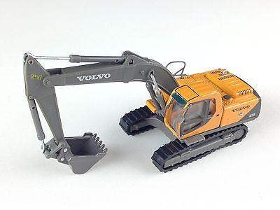 Volvo Diecast Model 1:87 - Construction Digger Volvo EC210 Boxed Scale Model