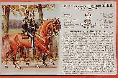 The 19th Hussars: Battle Honours