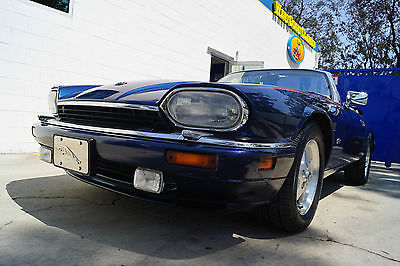 1995 Jaguar XJS 4.0L CONVERTIBLE WITH 54K ORIGINAL MILES! 1995 4.0L 6 CYL CONVERTIBLE WITH 54K MILES - RARE & DESIRABLE COLOR COMBINATION!