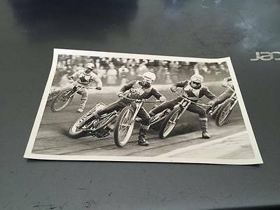 Oxford V Wolverhampton Wolves---1960's---5X3-Speedway-Action Photo-Original
