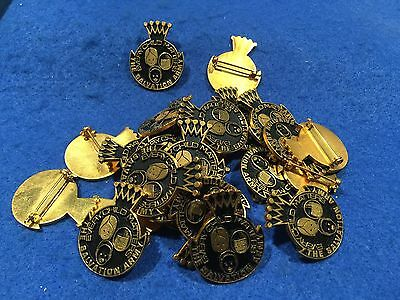 Lot of 25 Vintage Salvation Army Every Child Matters Pins
