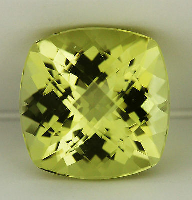 14.62ct!! NATURAL CITRINE EXPERTLY FACETED IN GERMANY +CERT AVAILABLE