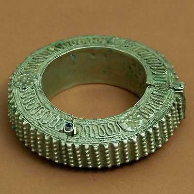 Äthiopien: Armreif traditionell Afrika Schmuck afrikanisch Ethiopian Bangle Art