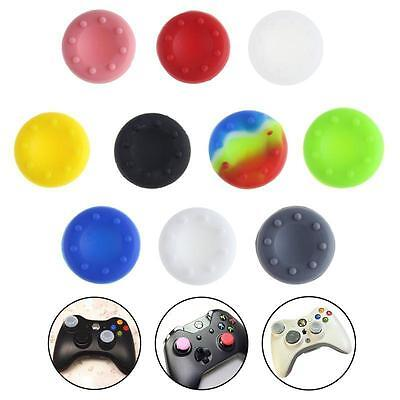2X Analog Thumbsticks Thumb Joystick Stick Cap for PS3 PS4 XBOX 360 Controlle{