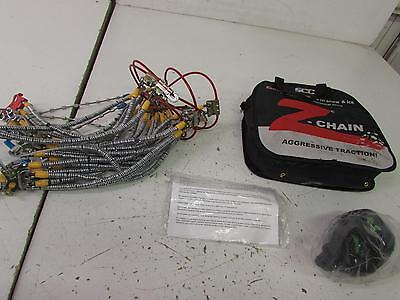 Security Chain Company Z-555 Z-Chain Extreme Performance Cable Traction Pair