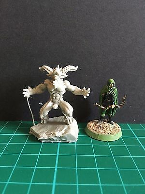 Call of Cthulhu miniatures - The Whately Brother- 32mm resin
