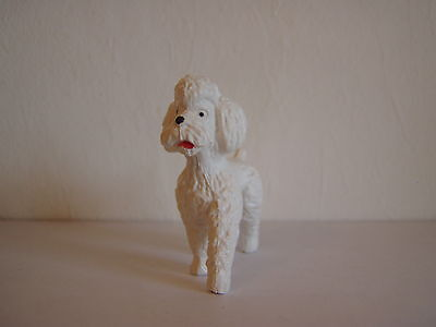Pudel weiß 12504 Classics - Hunde - Dogs === Poodle white === Schleich