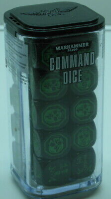 Warhammer 40.000 Command Dice (40-44)