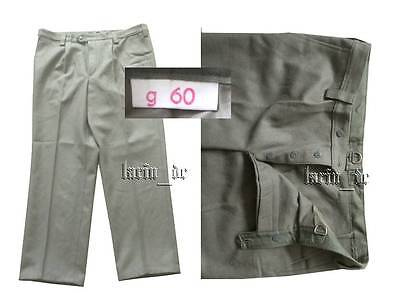 Deutsche Armee NVA Uniform- Hose g60 large DDR East german army soldier trouser