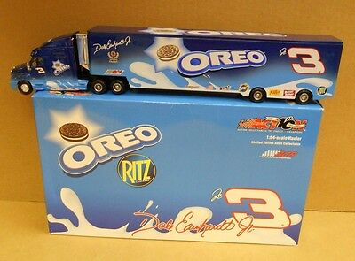Action  Dale Earnhardt Jr Oreo Ritz 1:64 Nascar Trailer Rig Hauler/transporter