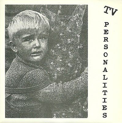 """Rare 1995 7"""" TELEVISION PERSONALITIES Time Goes Slowly When You're Drowning MINT"""