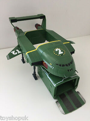 "Thunderbirds T2 2 NO 4 Vehicle Toy LARGE Version Talking Sounds 16"" Interactive"