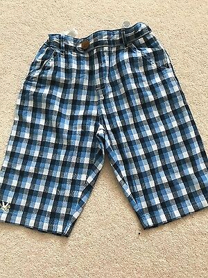 no added sugar boys shorts age 7-8 years