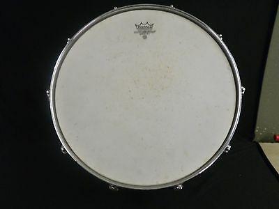 5.5 X 14 Pearl Snare Drum 10 Lug Steel Chrome Shell