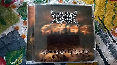 "rare cd timor ""aeons of despite ""  death metal"