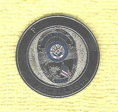 Challenge Coin- Show Low Police Department