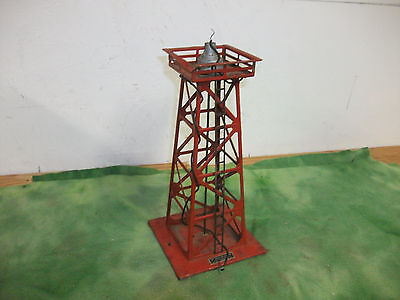 Lionel   O Scale   Beacon Light   # 494  Untested  Missing Light   Lot # RO.