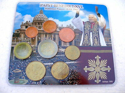 Gemany New Euro Coin Issue 2005 Coin  Presentation Pack ..