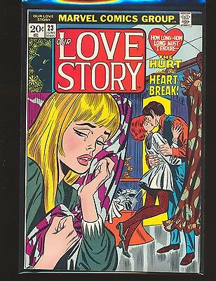 Our Love Story # 23 VF Cond.