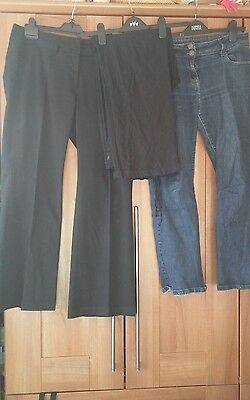 NEXT Ladies Trousers/Jeans Bundle, size 14
