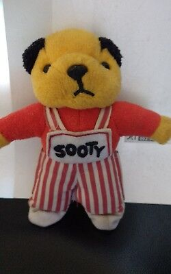 Sooty Small Soft Toy - Very Vintage And Very Hard To Find