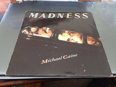 "MADNESS - Michael Caine - 1980's--- 7"" vinyl single--BUY196"