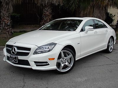 2012 Mercedes-Benz CLS-Class CLS 550 4dr Sedan 2012 Mercedes-Benz CLS 550 4dr Sedan