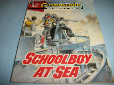 1986  Commando comic no. 1989