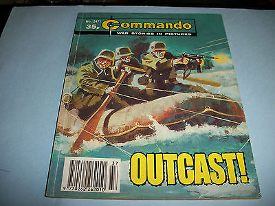 1991  Commando comic no. 2471