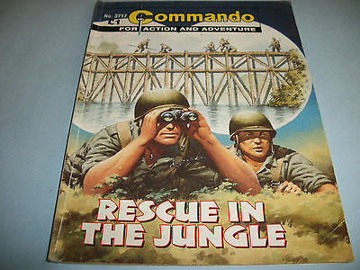 2004  Commando comic no. 3717