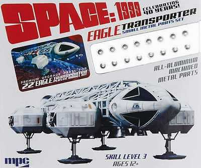 Space: 1999 Eagle Transporter Small Metal Parts Pack MPC kit#MKA016