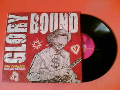 "GLORY BOUND Hey Cowgirl 4 Track 10"" Vinyl EP! New!"