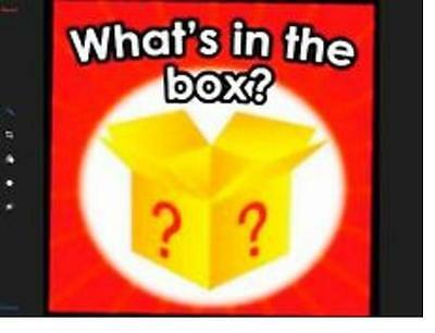 Mystery Box Pamper Box Ladies Size 12  Value Over $300 For $50