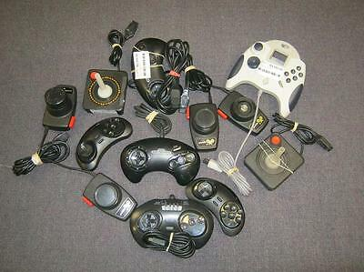 Lot of 10 DEFECTIVE - miscelleanous controllers