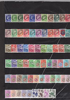 Timbres Preo. Neufs** 1945 A 1977 Complet