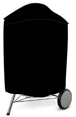 Housse pour barbecue kettle 62cm polyester noir gamme confort