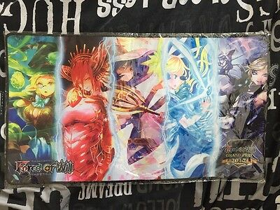 Force Of Will Grand Prix 2017 Playmat