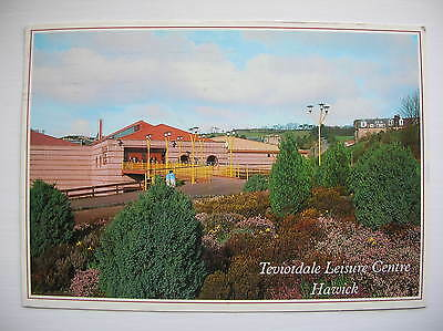 Hawick, Teviotdale Leisure Centre. (Whiteholme of Dundee)