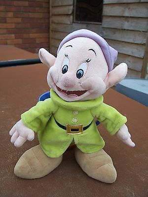 From The Disney Store Dopey Dwarf Soft Toy
